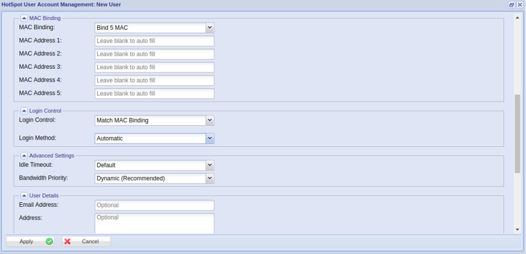 How to Configure the User a MAC Binding_2