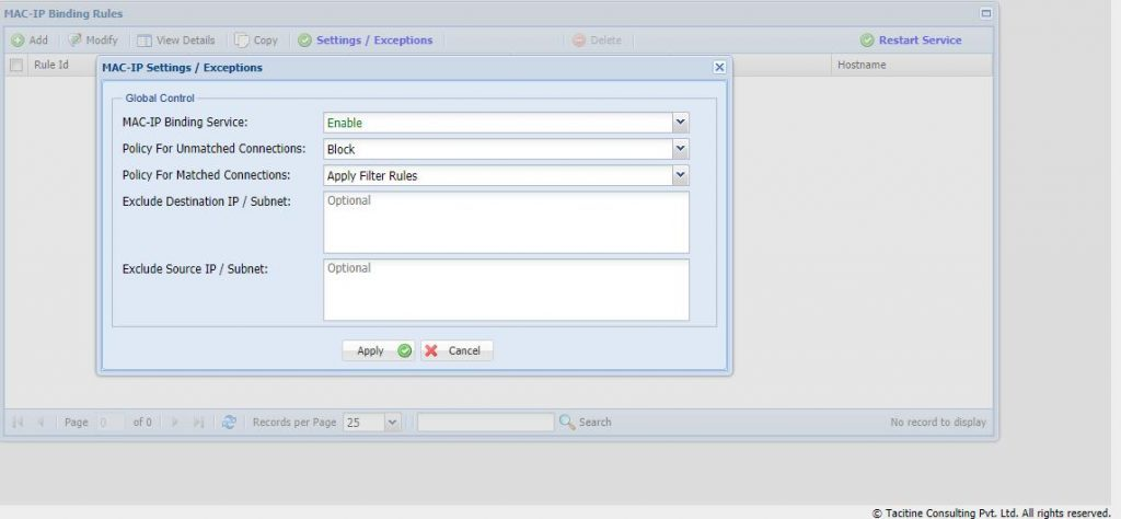 How to configure the Mac-Ip Binding_2